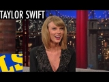 "Taylor Swift: ""Welcome To New York"" – David Letterman"